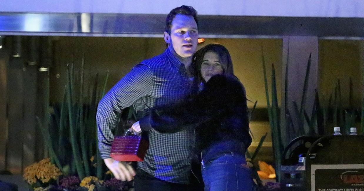 Chris Pratt and Katherine Schwarzenegger Look So in Love After Malibu Dinner Date: Photos