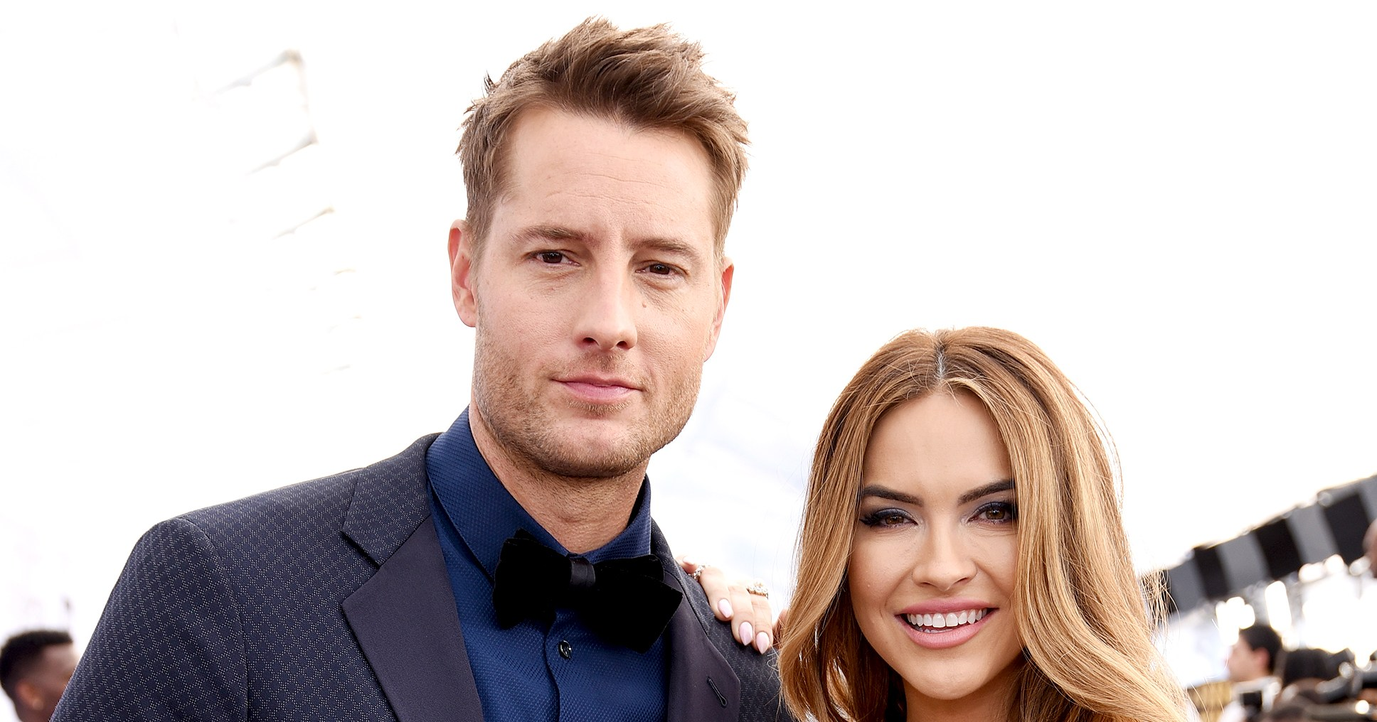 Justin, Chrishell Hartley Are Not Rushing to Have Kids Together