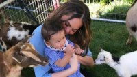 Chrissy Teigen Throws a Bear-Themed 1st Birthday Party for Son Miles