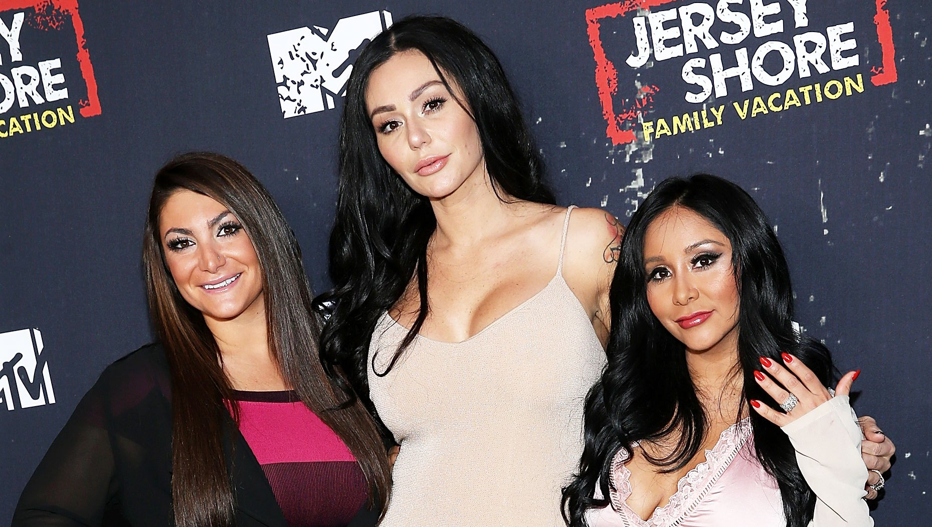 Nicole 'Snooki' Polizzi's Kids Hang Out With Costars' Little Ones at Her Baby Shower: 'Jersey Shore 2.0'