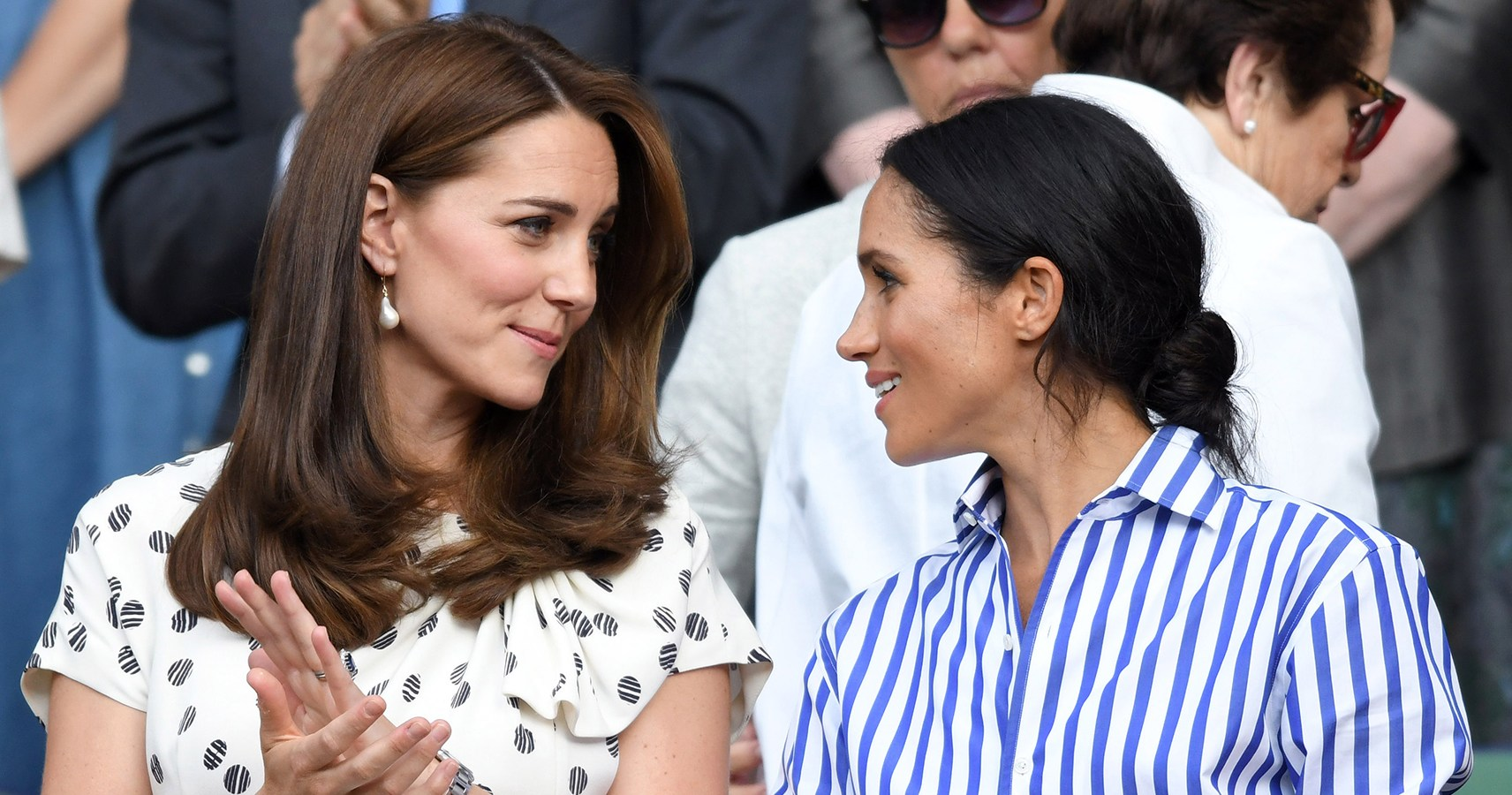 Duchess Meghan, Duchess Kate Are 'Bonding Over Motherhood'