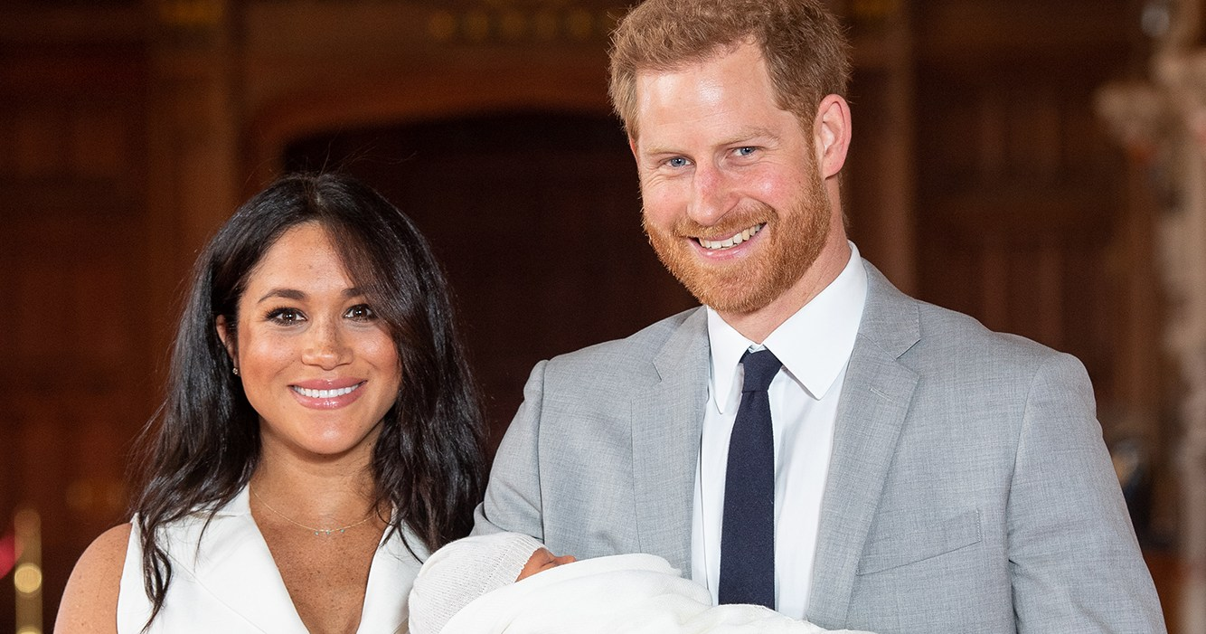Duchess Meghan Plans to Raise Archie With American Traditions