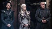 Game of Thrones Recap Season 8 Episode 4 Nathalie Emmanuel Emilia Clarke Conleth Hill