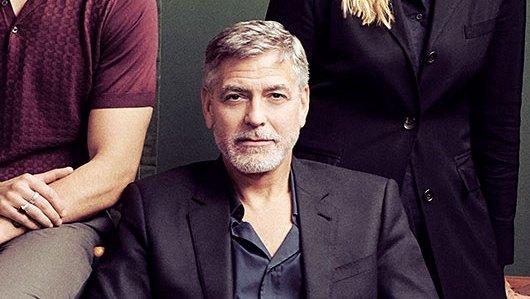 George Clooney Motorcycle Crash Die Hollywood Reporter
