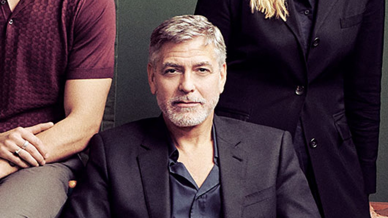 George Clooney Thought He Was Going to Die After Motorcycle
