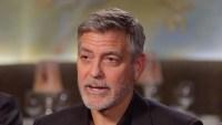 George Clooney Twins