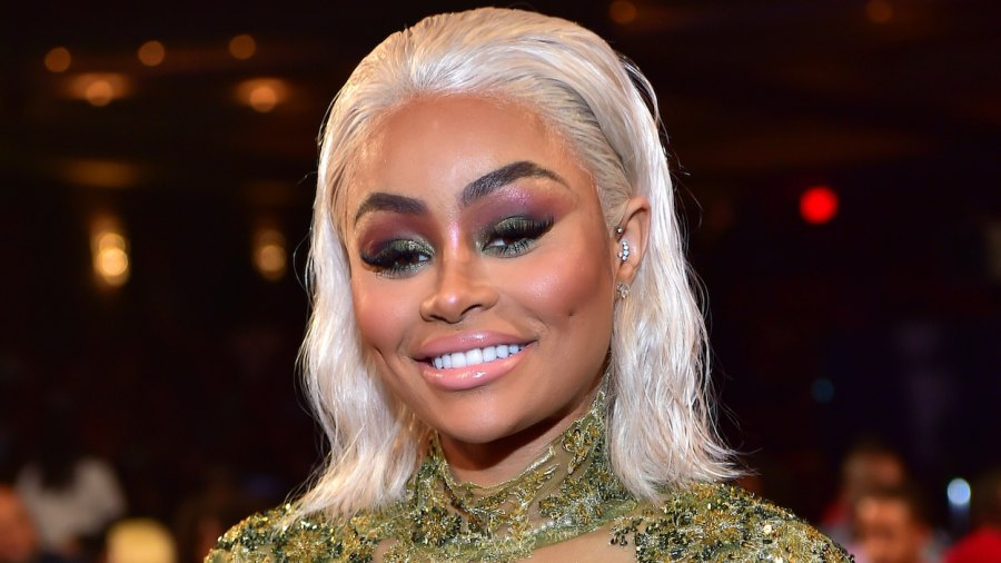 Blac Chyna Allegedly Threatened Stylist With Knife in Front of Her Son