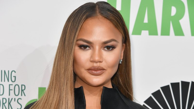 Chrissy Teigen shares nude pic with husband and fans for