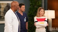 Grey's Anatomy Recap James Pickens Jr., Justin Chambers, and Ellen Pompeo