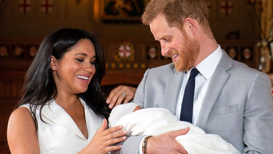How Duchess Meghan and Prince Harry Are Celebrating Mother's Day