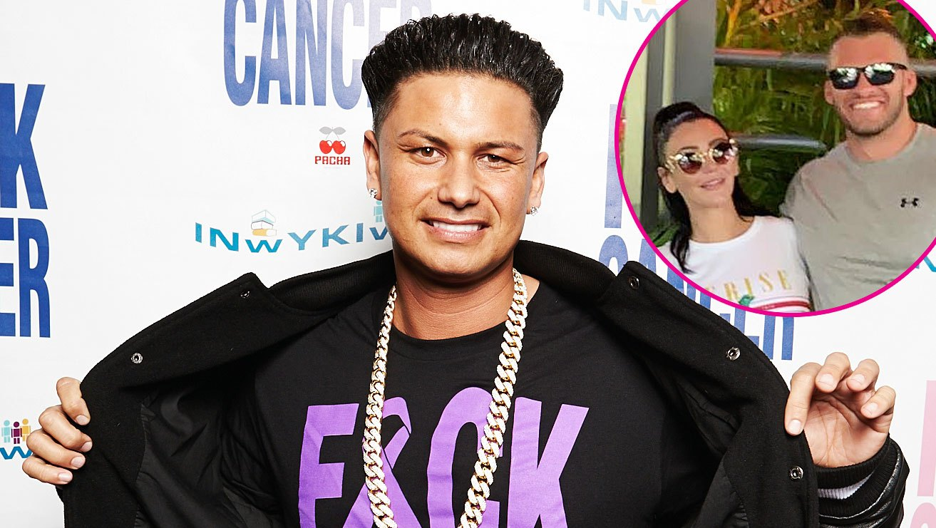 JWoww Pauly D Excited New Boyfriend Roger Mathews Divorce