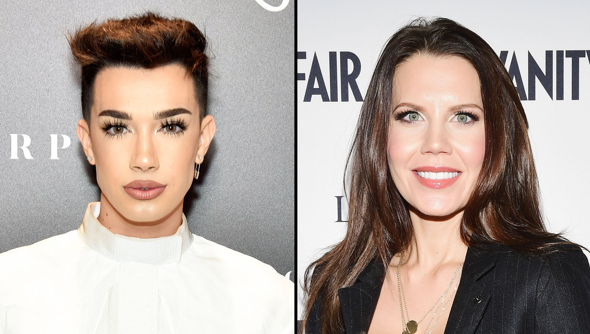 James Charles Tati Westbrook Feud Over