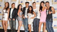 Jersey Shore Cast Sends Snookie Well-Wishes After Birth to Son Angelo