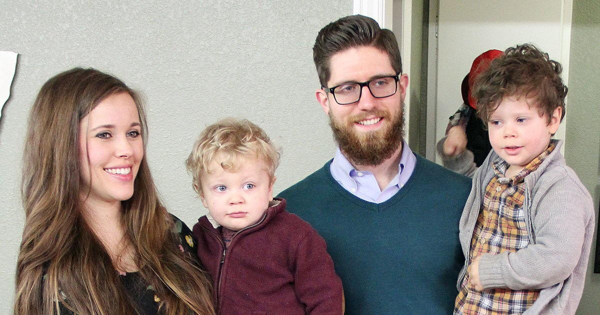 Jessa Duggar Gives Birth to Baby No. 3 With Husband Ben Seewald