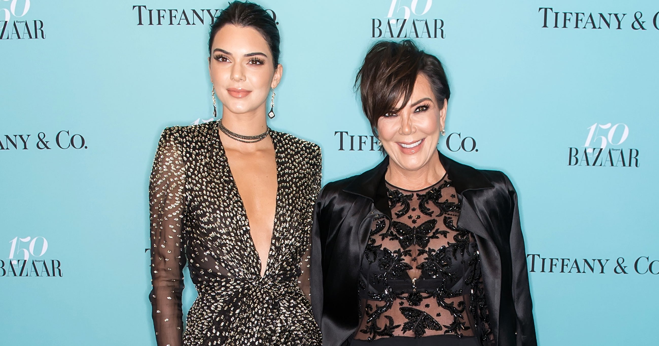 Kendall Jenner Responds After Left Out of Kris' Mother's Day Tribute