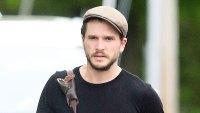 Kit Harington Spotted Rehab