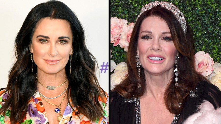 Kyle Richards Says Run-In With Lisa Vanderpump Was 'Extremely Awkward'