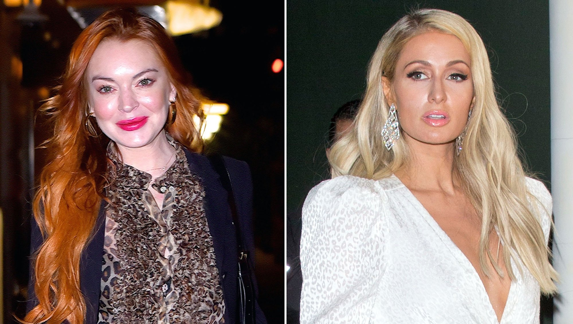 Lindsay Lohan Shares Throwback Photo With 'Love' Paris Hilton Amid Feud 'Friends Are True'