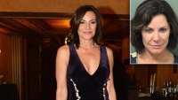 Luann de Lesseps' Ups and Downs A Timeline of the 'Real Housewives of New York City' Star's Struggles-Mugshot