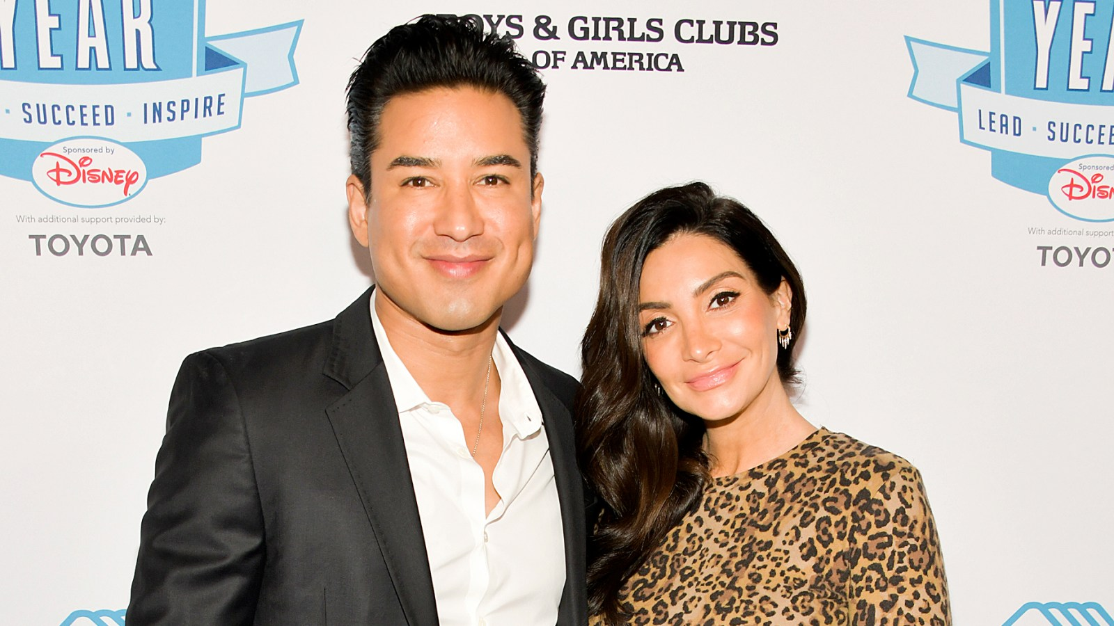 Mario Lopez Courtney Mazza Welcome 3rd Child Together