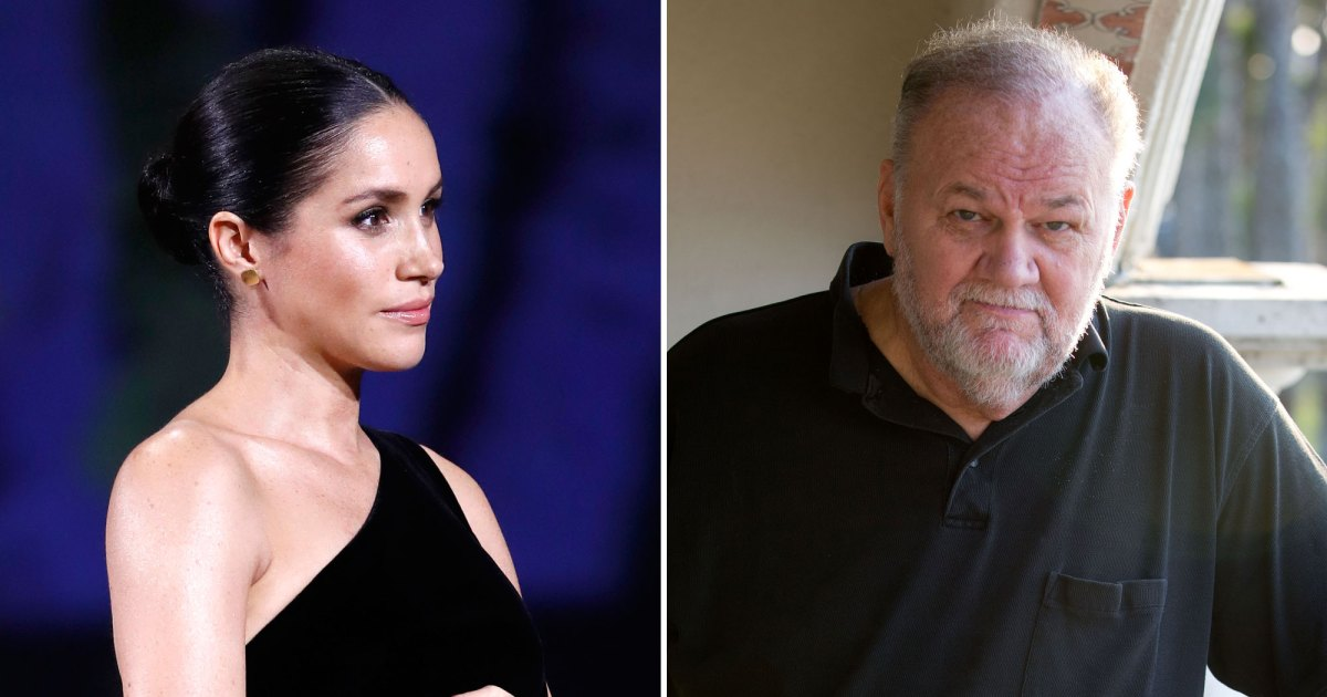 Duchess Meghan's Dad 'Devastated' He Wasn't Part of Baby's Birth