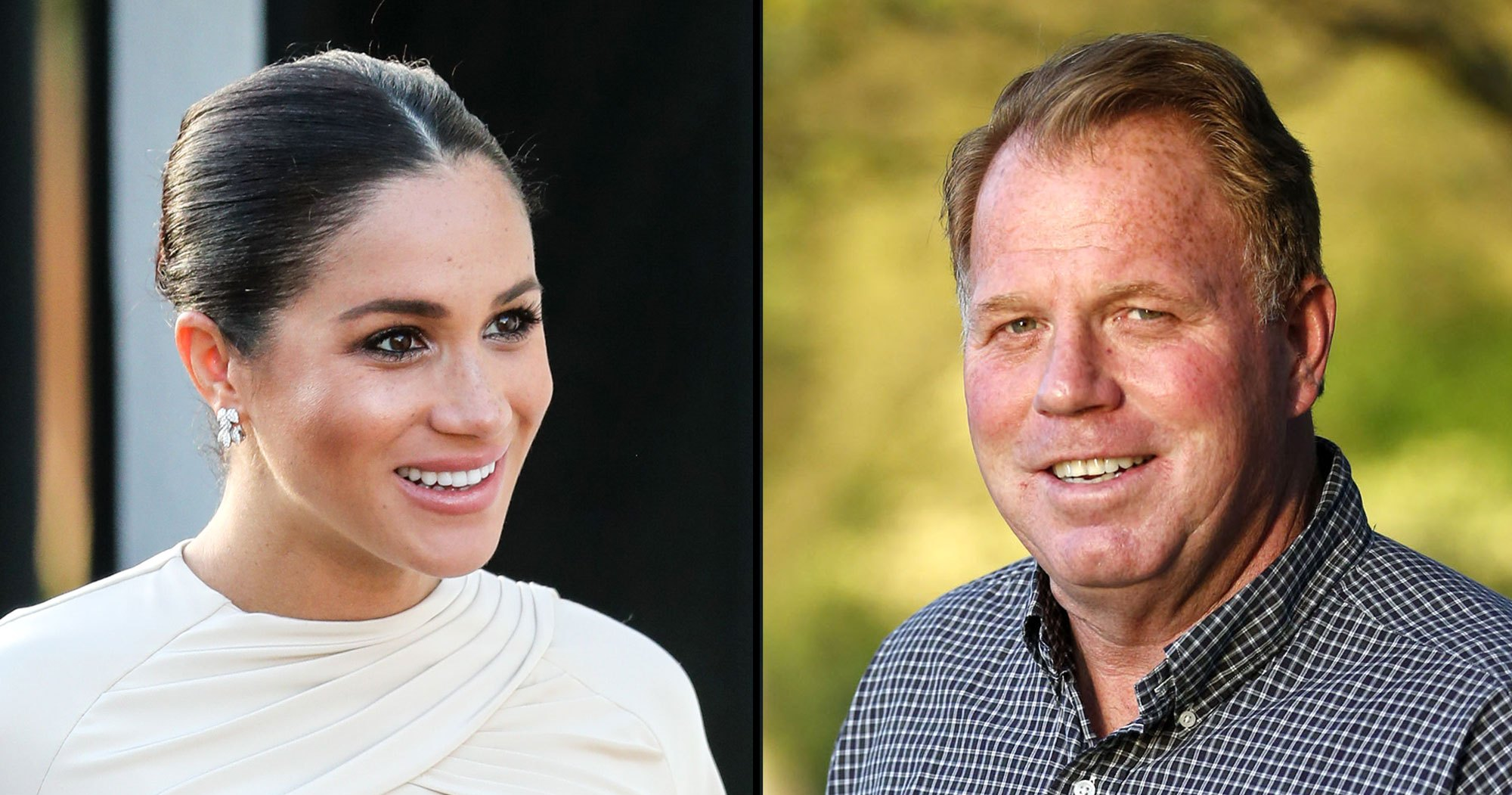 Thomas Markle Jr. Reacts to Duchess Meghan's Royal Baby's Birth