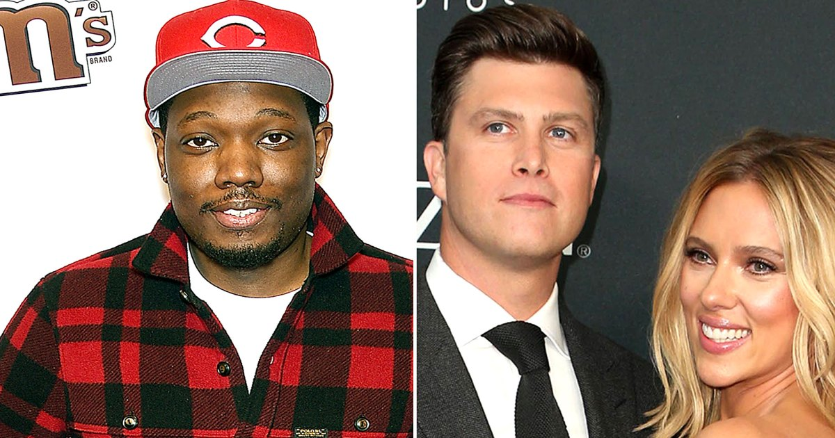 Saturday Night Live's Michael Che Jokes That He'll 'Ruin' Colin Jost and Scarlett Johansson's Wedding by Getting 'To