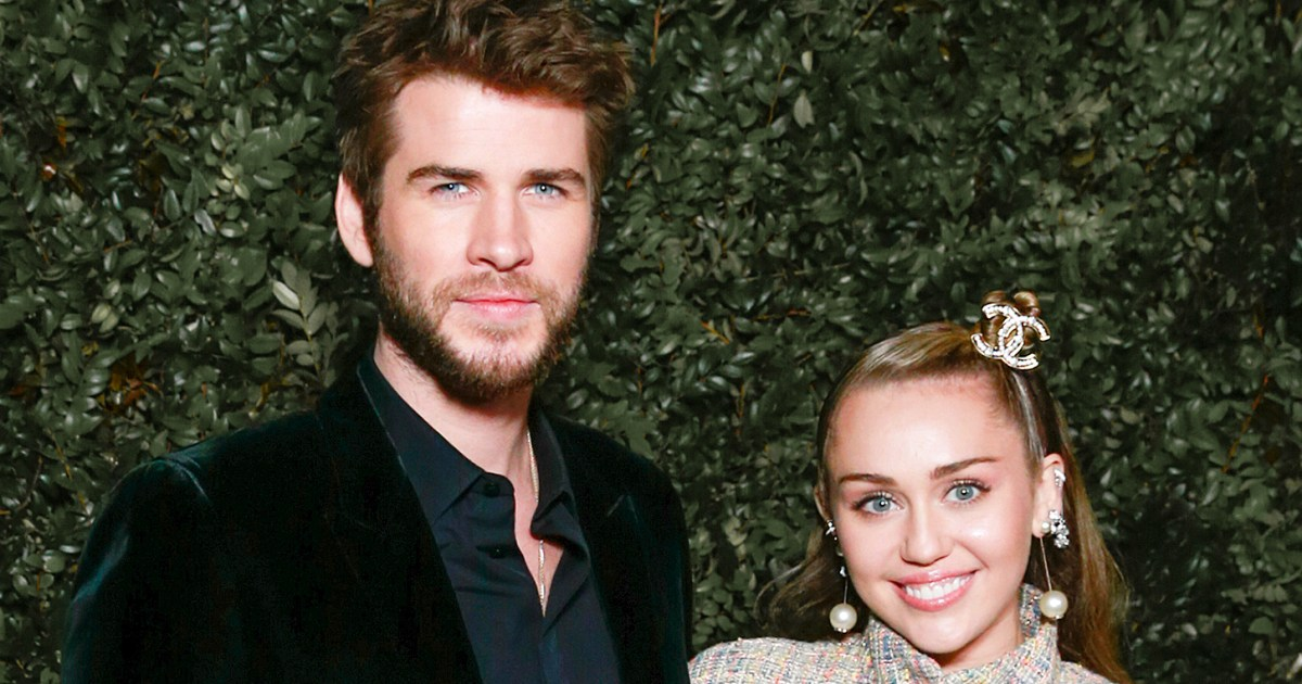 Miley Cyrus and Liam Hemsworth: The Way They Were