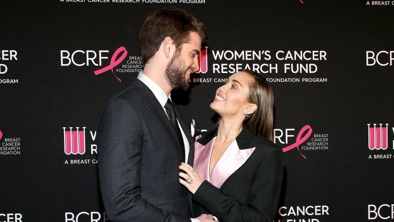 Miley Cyrus and Liam Hemsworth: A Timeline of Their Relationship