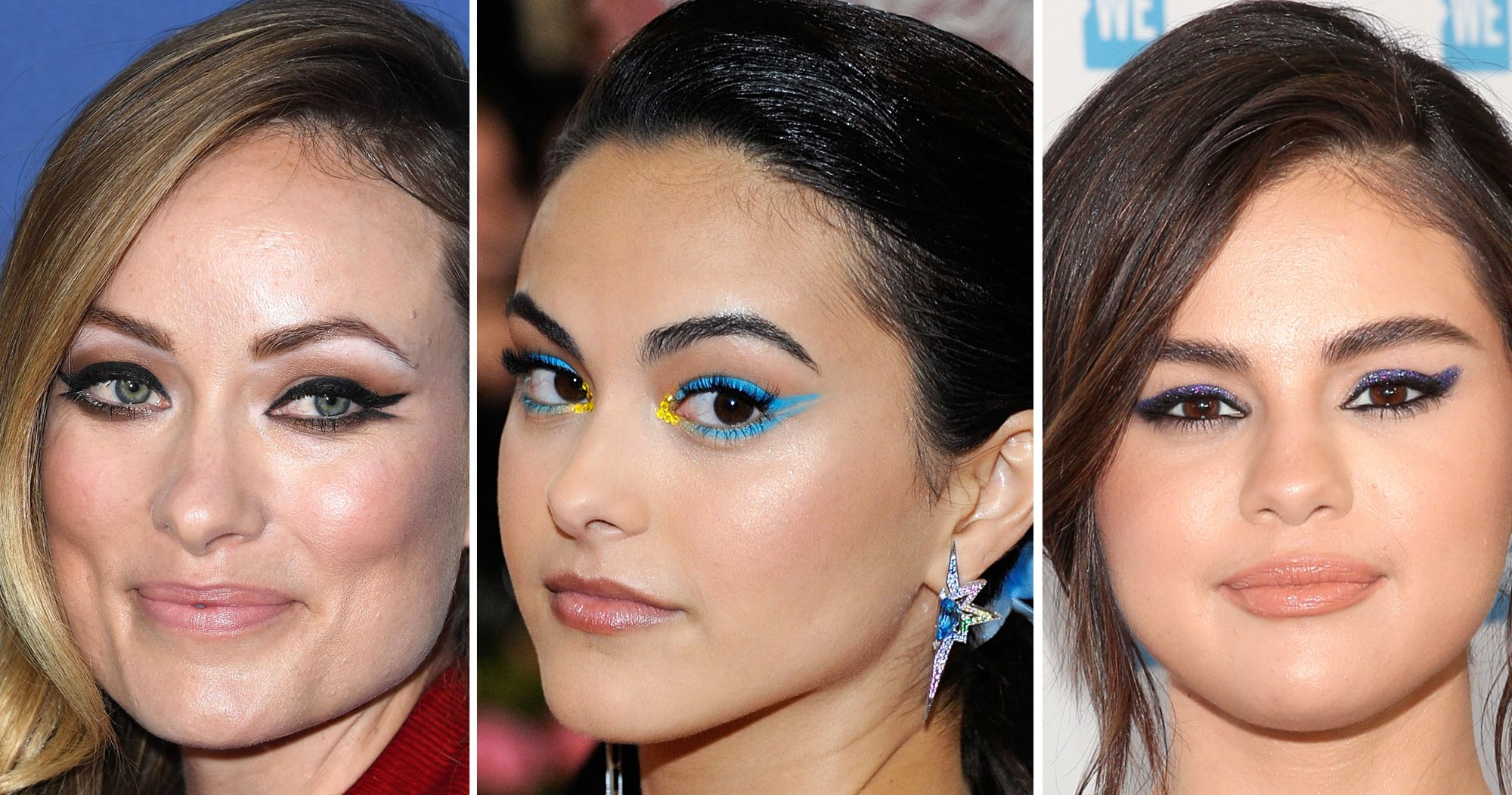 Celebrities Deliver Major Cat Eye Inspo to Freshen Up the Makeup Look