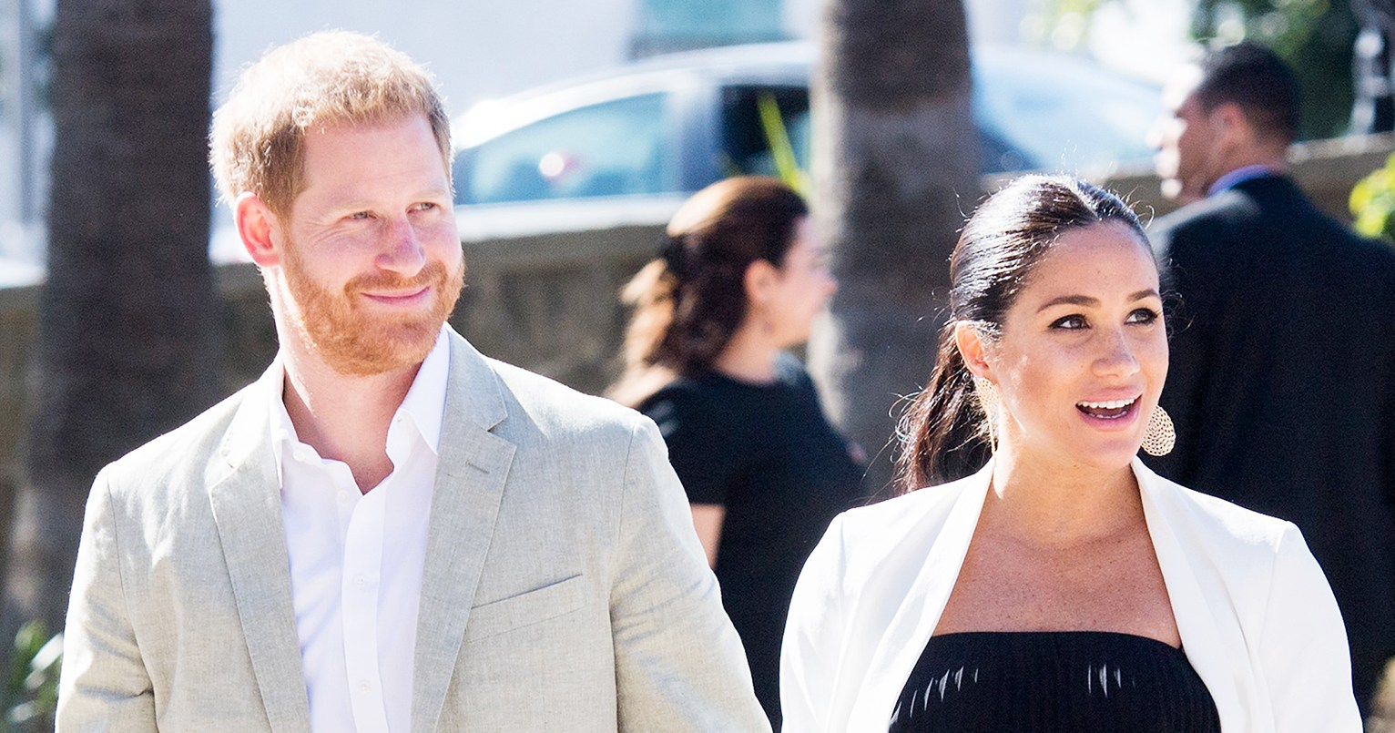 Prince Harry's Next Trip Just Gave a Huge Hint to Meghan's Due Date