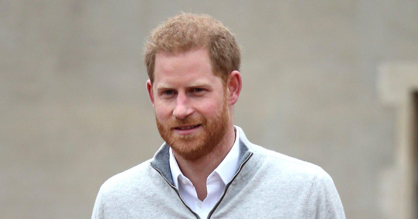 Prince Harry: I've Had '2 Hours' of Sleep After Royal Baby Birth