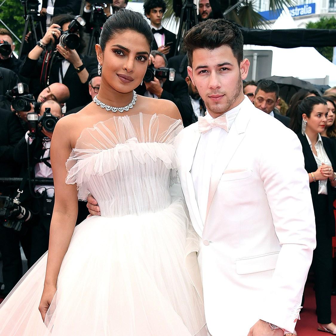 Nick Jonas and Priyanka Chopra Jonas Style Moments Cannes