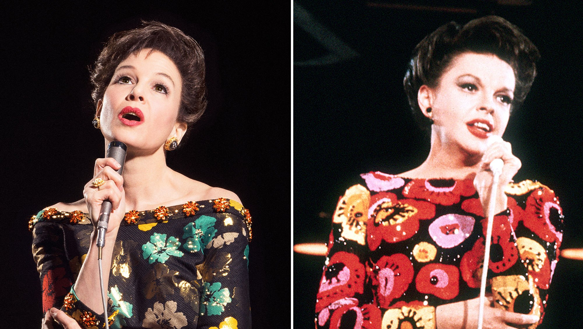 Renee Zellweger Judy Garland