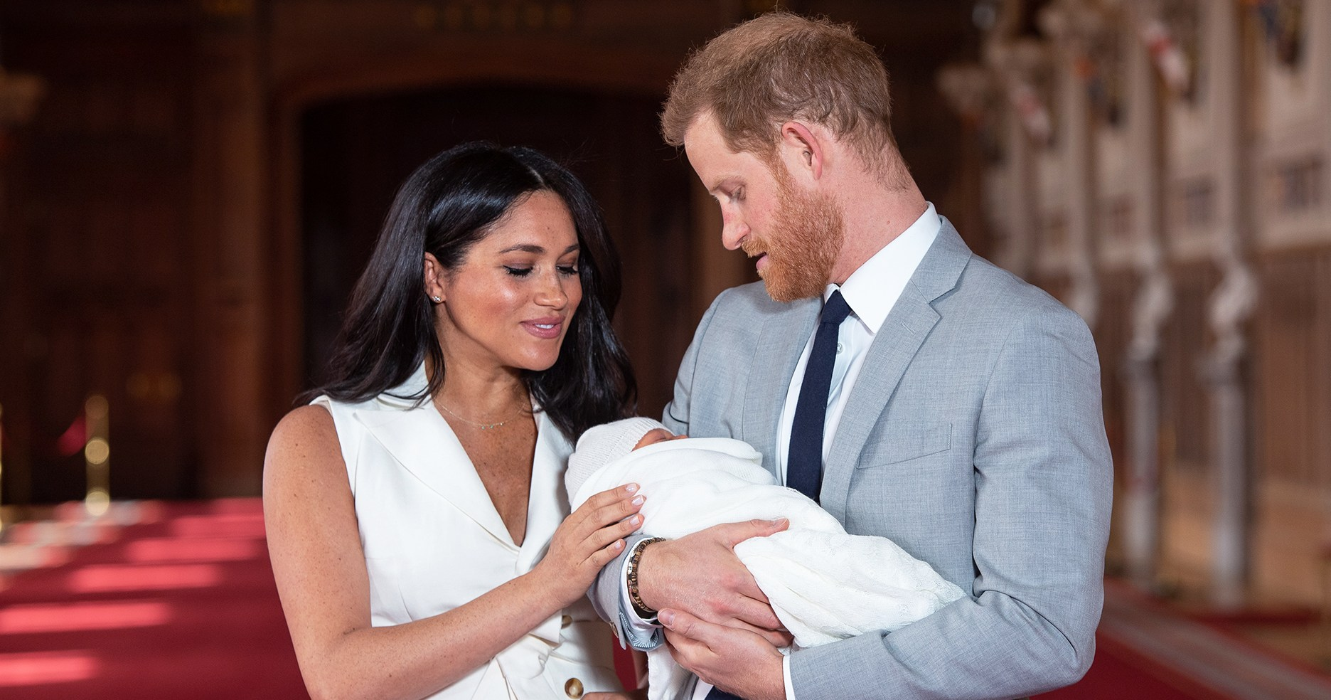 Royal Baby Archie's Birth Certificate: Where Meghan Gave Birth