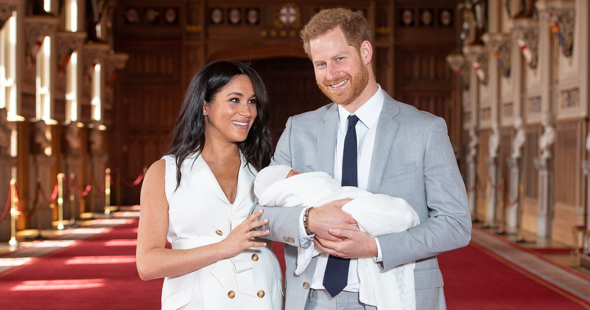 Duchess Meghan, Prince Harry's Royal Baby's Name Decoded