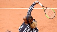 Serena Williams Returns to the French Open