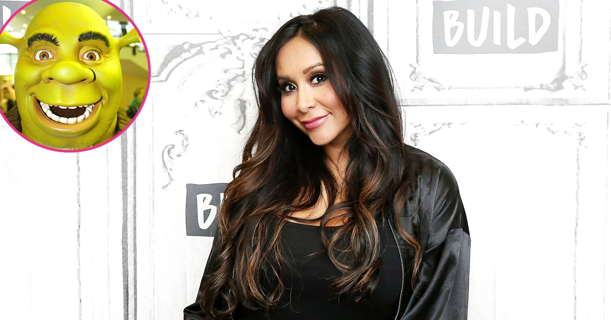 Snooki Compares Her Swollen Postpartum Body to Shrek
