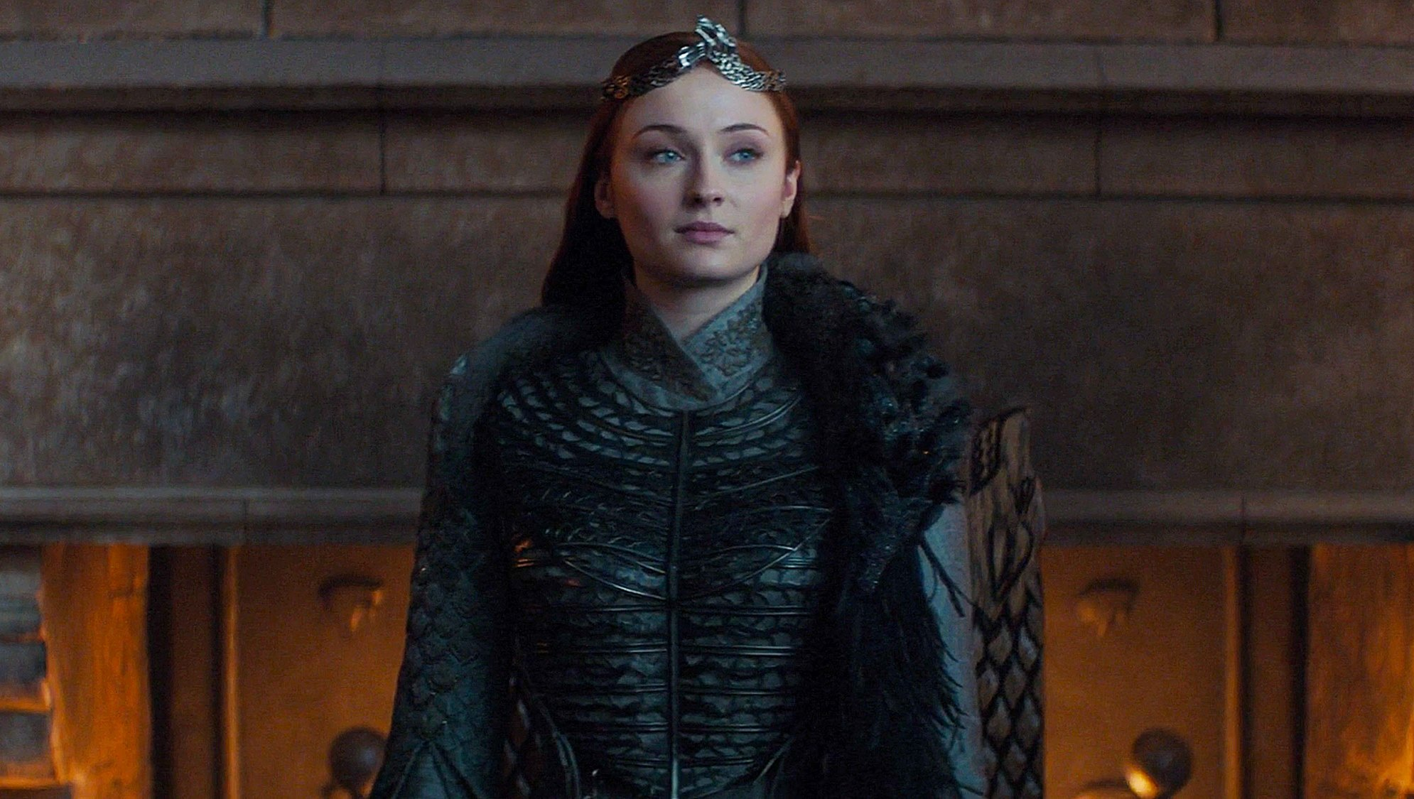 Sophie Turner Slams Game of Thrones Petition
