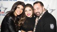 Teresa Giudice Daughters Visit Joe Giudice ICE Custody Birthday