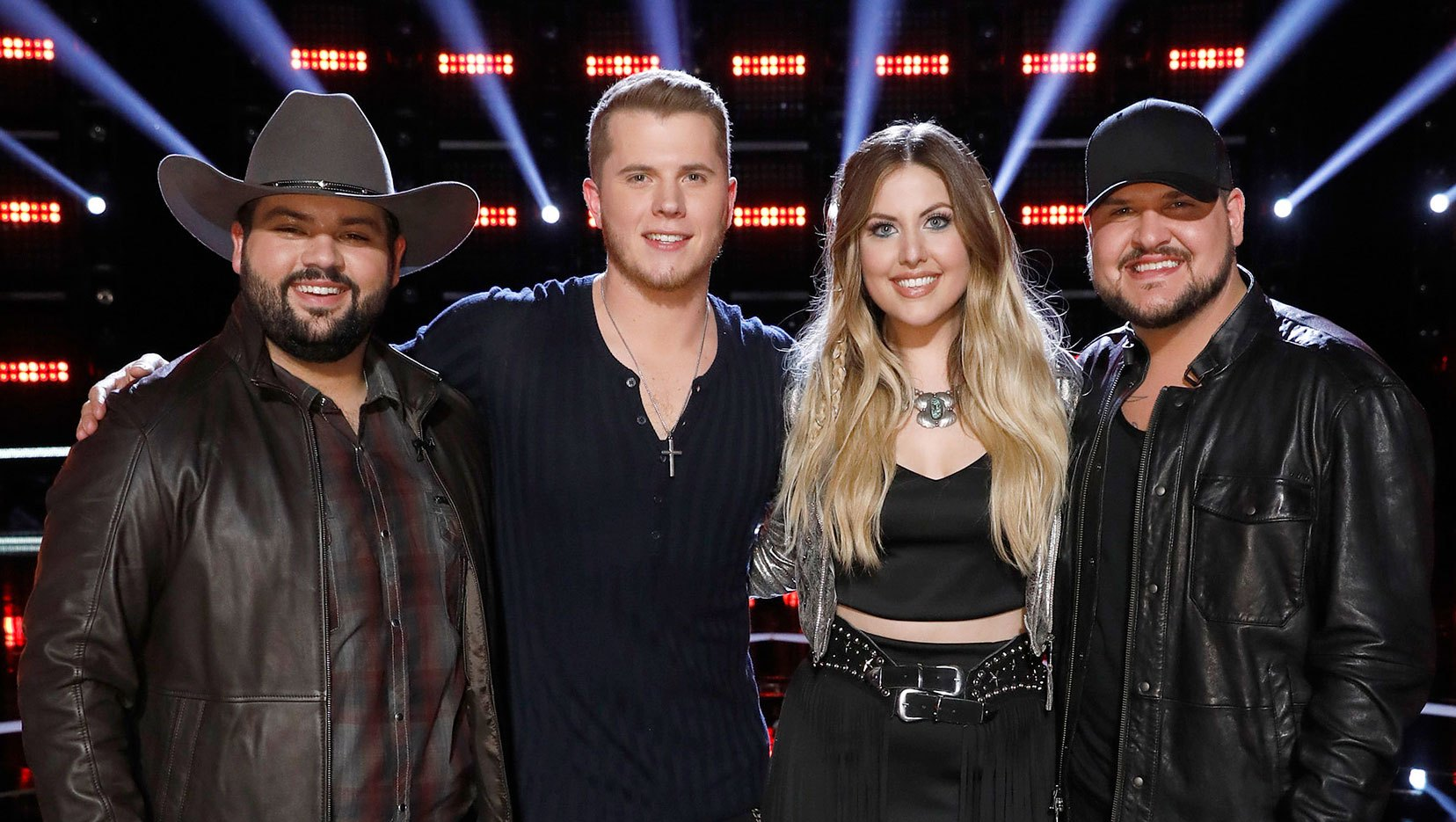 Voice Andrew Sevener, Gyth Rigdon, Maelyn Jarmon, Dexter Roberts Who Wins
