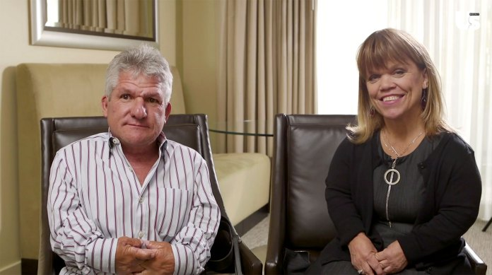 Matt Roloff and Amy Roloff US Weekly Interview No Tension