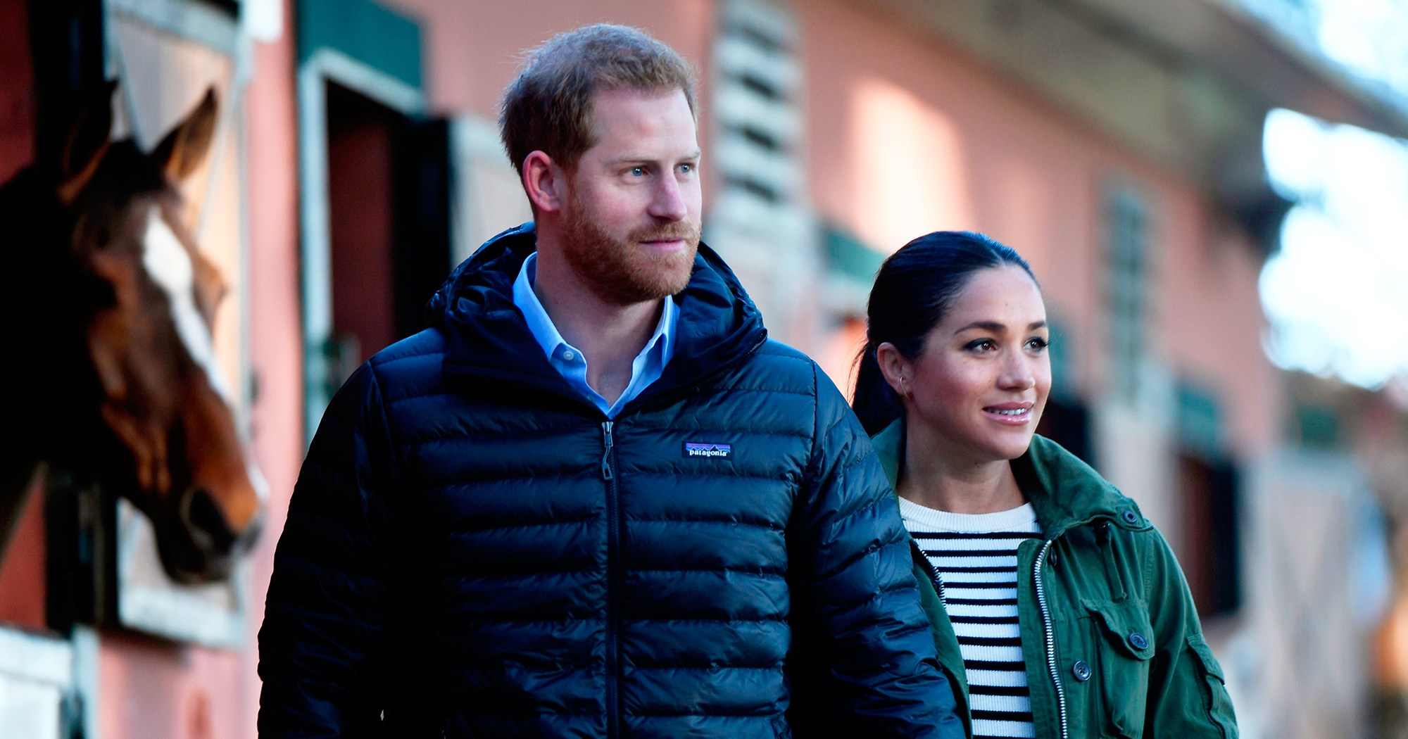 Prince Harry, Duchess Meghan 'Thinking About Names' for Royal Baby