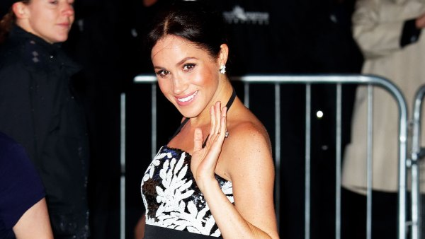 Meghan, Duchess of Sussex Maternity Fashion Moments