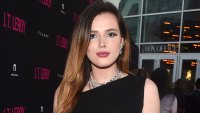 "Bella Thorne Says Police Are 'Getting Closer' to Finding Hacker After Nude Photo Ordeal Black Dress LA premiere of Universal Pictures' ""J.T. Leroy"""