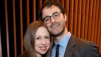 Chelsea Clinton Marc Mezvinsky Welcome Third Baby