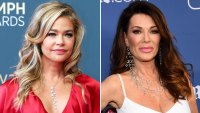 Denise Richards Responds to Fan Who Claims She Didn't Send Condolences to Lisa Vanderpump