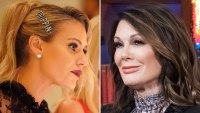 Dorit Kemsley and Lisa Vanderpump on The Real Housewives of Beverly Hills