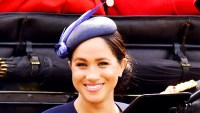 Duchess Meghan Very Difficult Time Leaving Baby Archie Parade