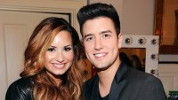 Fans Think Demi Lovato and Logan Henderson Are Dating